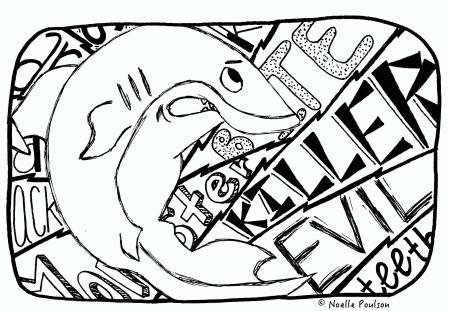 Shark Illustrations