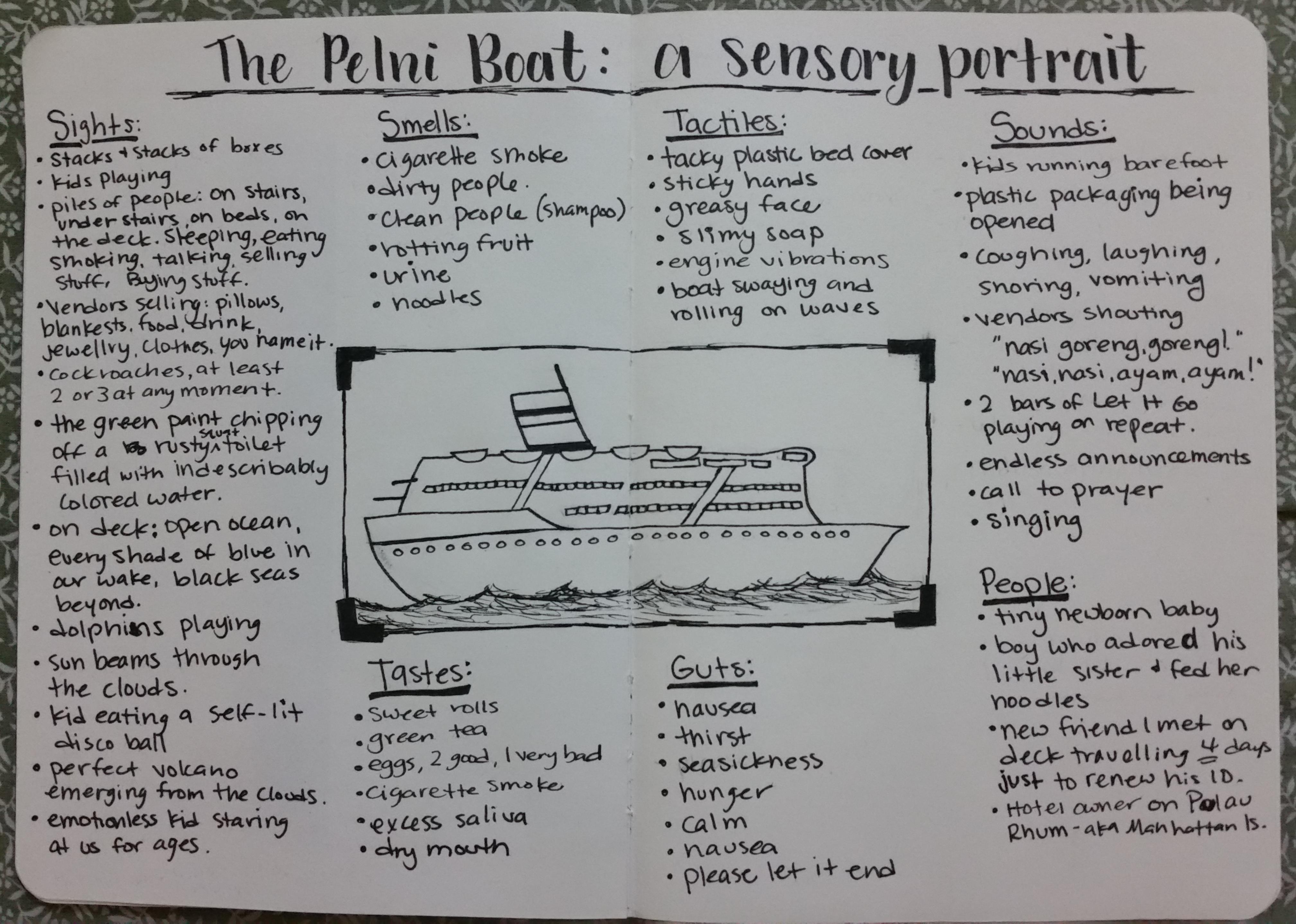 Pelni Boat